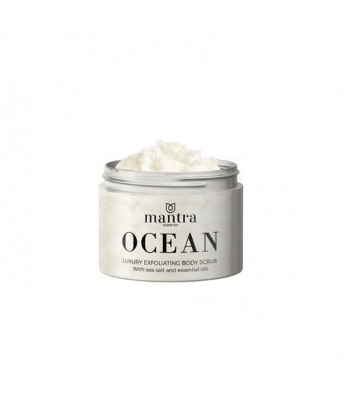 Ocean luxury body scrub